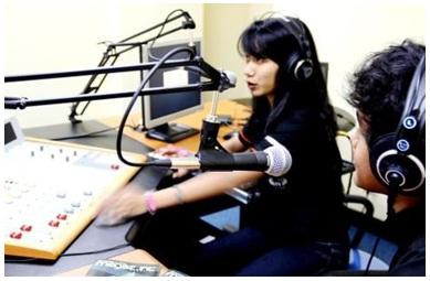 Lab Radio Universitas Telkom